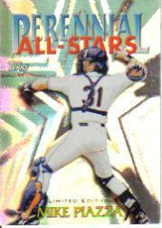 2000 Topps Limited Perennial All-Stars #PA5 Mike Piazza
