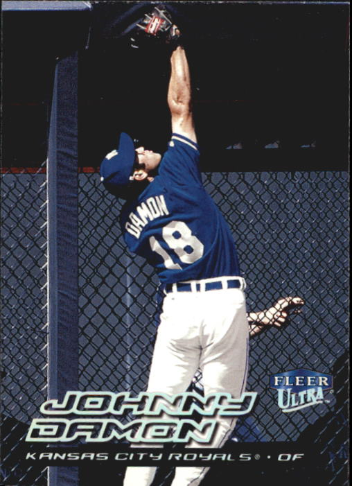 2000 Ultra #83 Johnny Damon