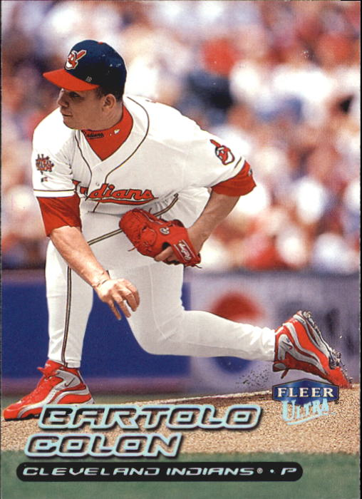 2000 Ultra #133 Bartolo Colon