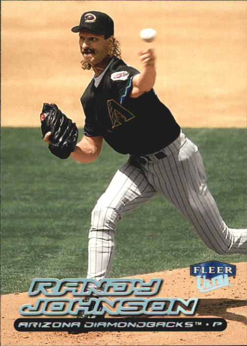 2000 Ultra #204 Randy Johnson