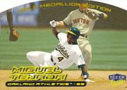 2000 Ultra Gold Medallion #54 Miguel Tejada