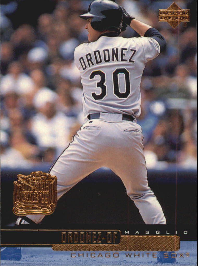 2000 Upper Deck #80 Magglio Ordonez