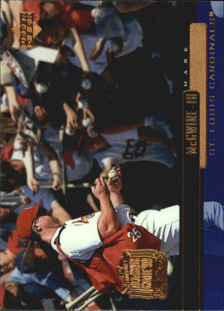 2000 Upper Deck #208 Mark McGwire