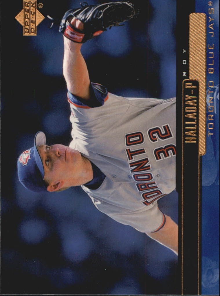 2000 Upper Deck #261 Roy Halladay