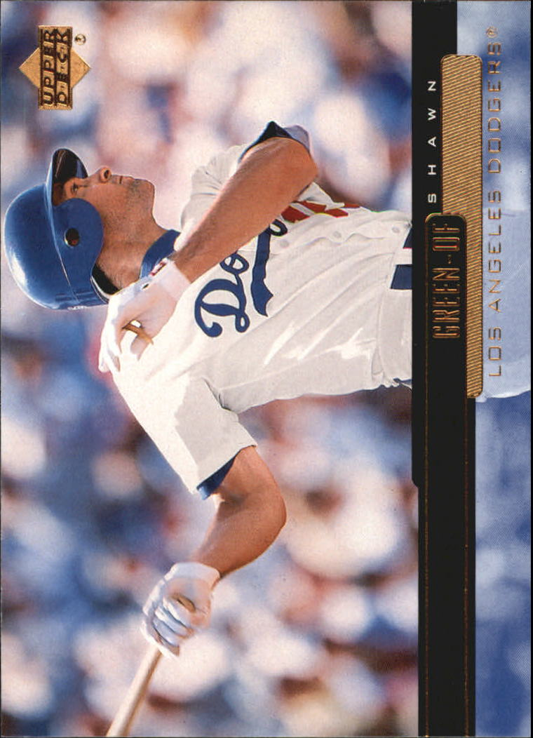 2000 Upper Deck #407 Shawn Green