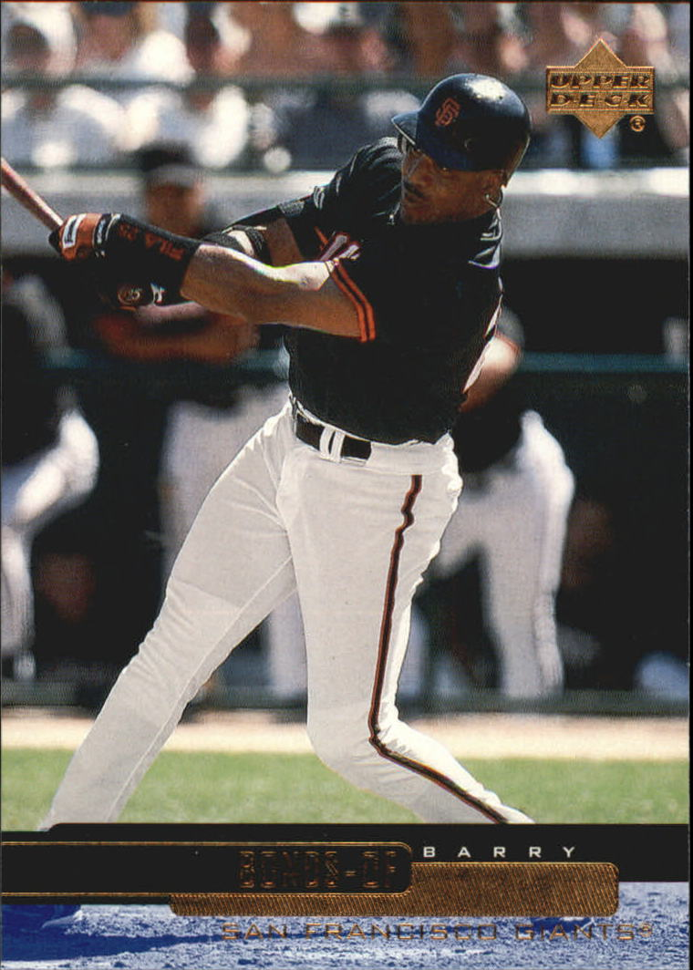 2000 Upper Deck #486 Barry Bonds