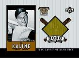 2000 Upper Deck A Piece of History 3000 Club #AKB A.Kaline Bat/400