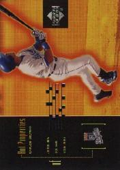 2000 Upper Deck Hot Properties #HP1 Carlos Beltran