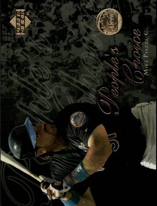 2000 Upper Deck People's Choice #PC15 Mike Piazza