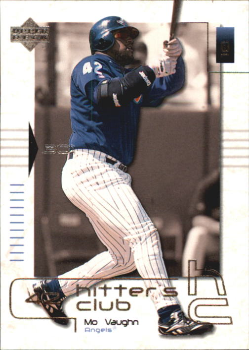 2000 Upper Deck Hitter's Club #1 Mo Vaughn