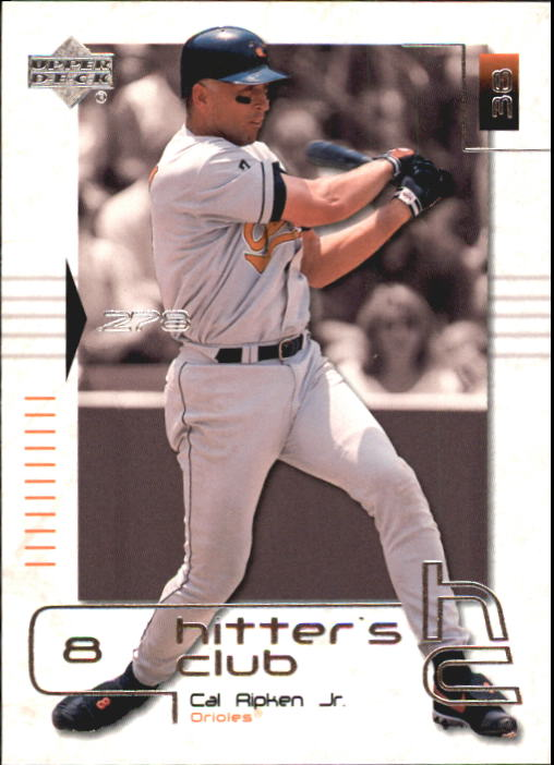 2000 Upper Deck Hitter's Club #32 Cal Ripken