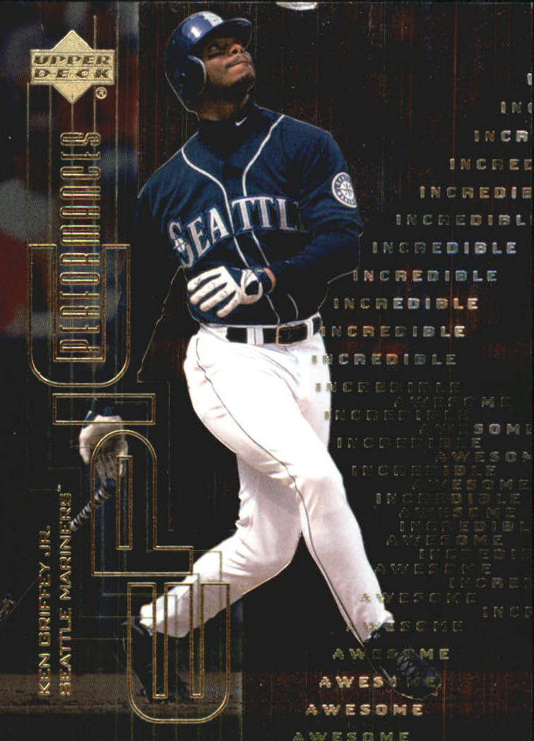 2000 Upper Deck Hitter's Club Epic Performances #EP4 Ken Griffey Jr.
