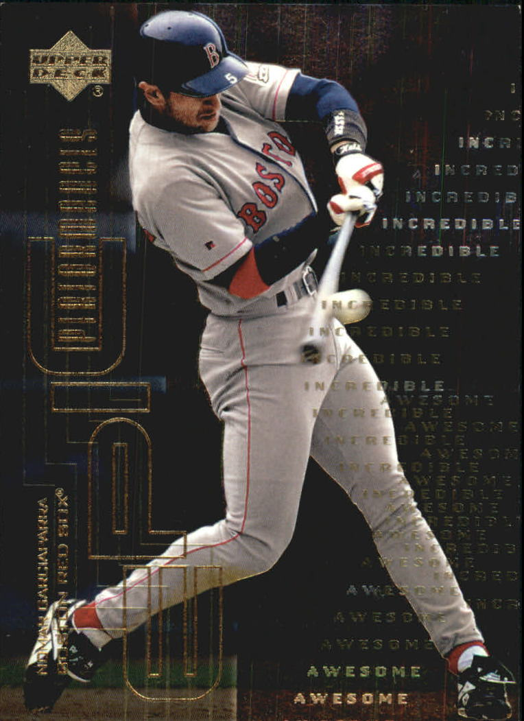 2000 Upper Deck Hitter's Club Epic Performances #EP7 Nomar Garciaparra