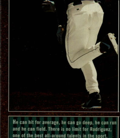2000 Upper Deck Legends #43 Alex Rodriguez