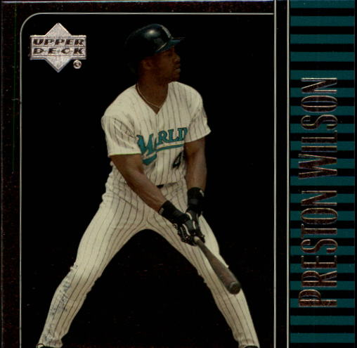 2000 Upper Deck Legends #44 Preston Wilson