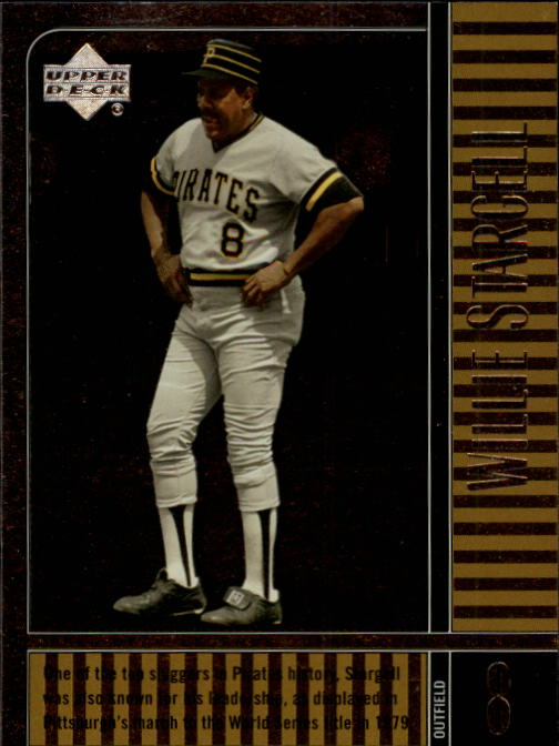 2000 Upper Deck Legends #56 Willie Stargell