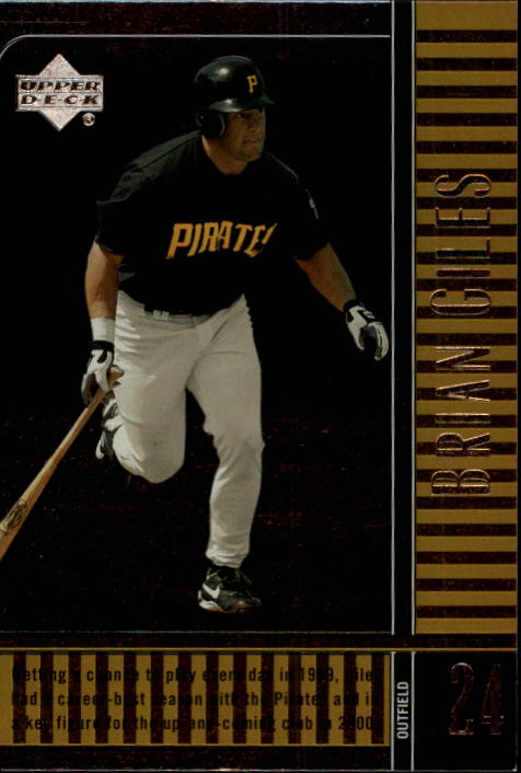 2000 Upper Deck Legends #57 Brian Giles