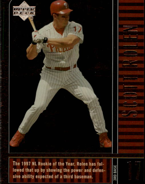 2000 Upper Deck Legends #61 Scott Rolen
