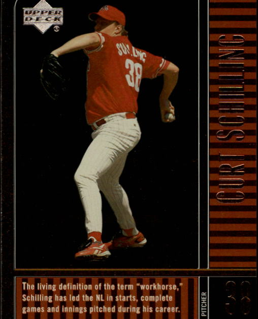 2000 Upper Deck Legends #62 Curt Schilling