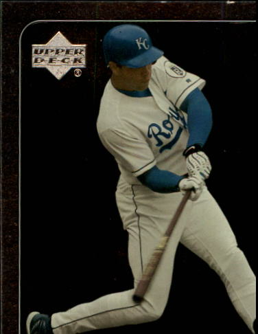 2000 Upper Deck Legends #68 Carlos Beltran