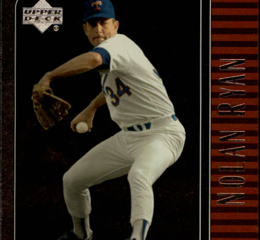 2000 Upper Deck Legends #69 Nolan Ryan