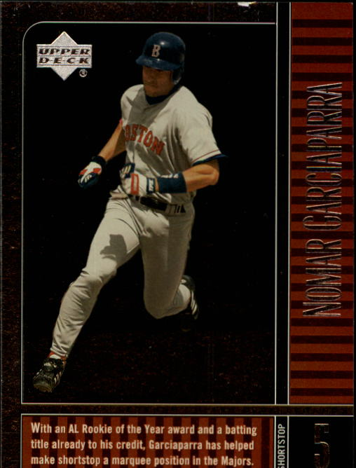 2000 Upper Deck Legends #76 Nomar Garciaparra
