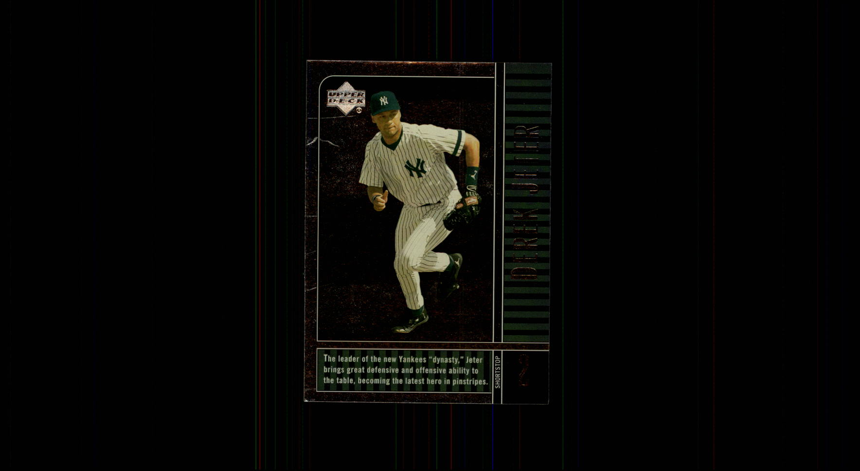 2000 Upper Deck Legends #88 Derek Jeter