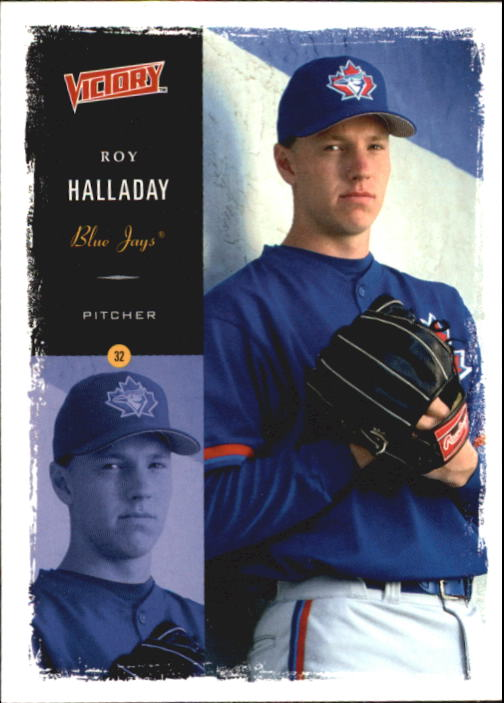 2000 Upper Deck Victory #45 Roy Halladay