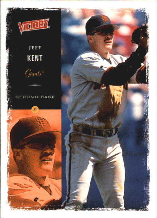 2000 Upper Deck Victory #142 Jeff Kent