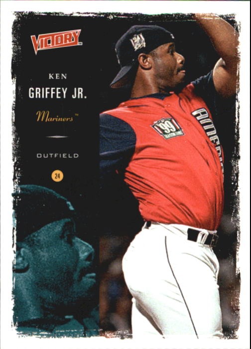 2000 Upper Deck Victory #159 Ken Griffey Jr.