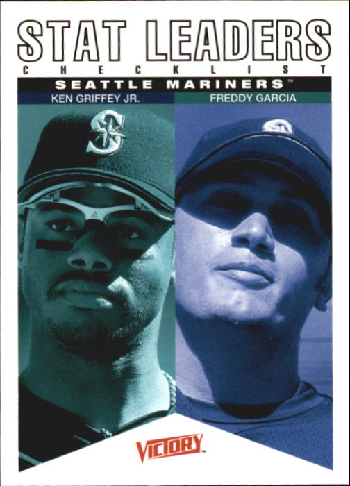 2000 Upper Deck Victory #169 K.Griffey Jr./F.Garcia CL
