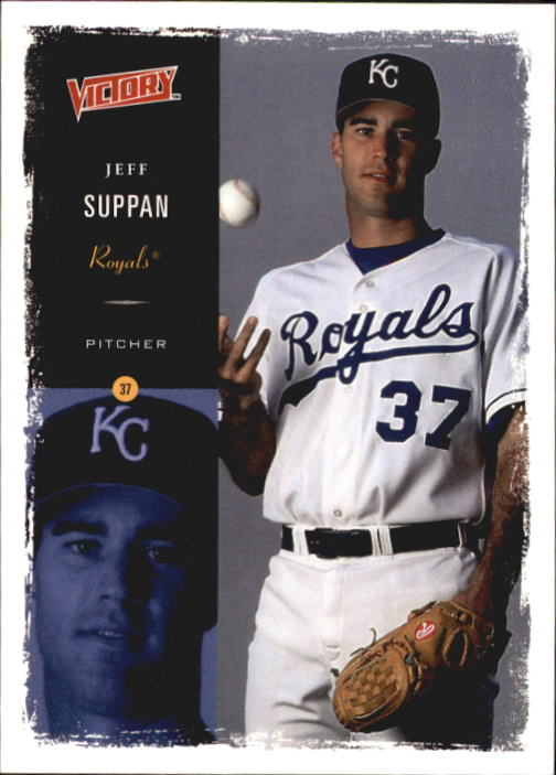 2000 Upper Deck Victory #282 Jeff Suppan