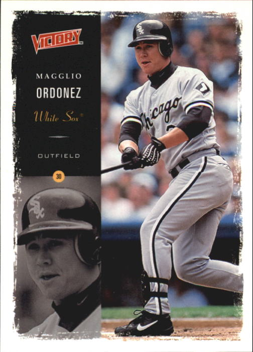2000 Upper Deck Victory #312 Magglio Ordonez