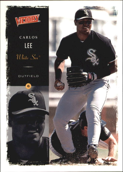 2000 Upper Deck Victory #314 Carlos Lee
