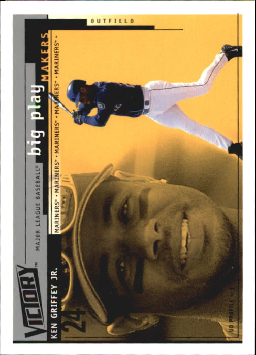 2000 Upper Deck Victory #372 Ken Griffey Jr. BPM