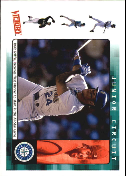 2000 Upper Deck Victory #396 Ken Griffey Jr. JC