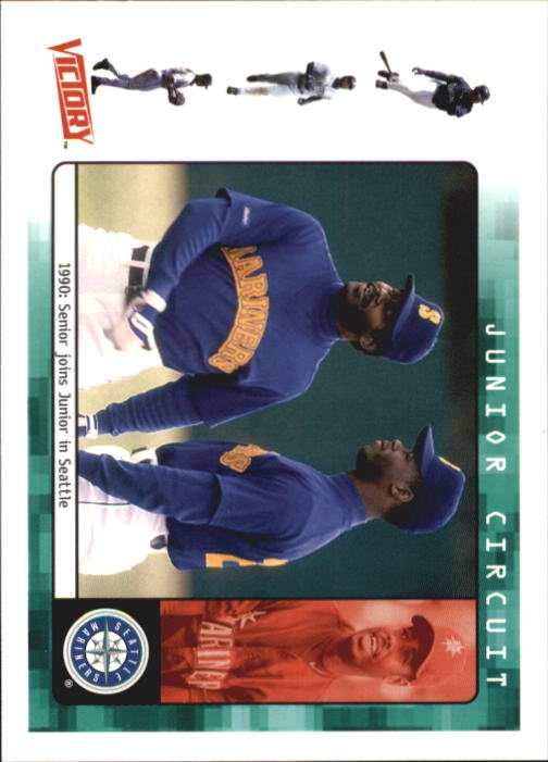 2000 Upper Deck Victory #397 Ken Griffey Jr. JC