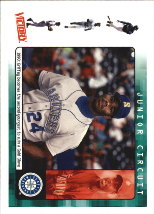 2000 Upper Deck Victory #399 Ken Griffey Jr. JC
