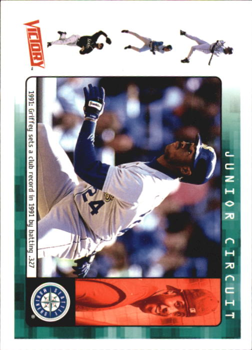 2000 Upper Deck Victory #400 Ken Griffey Jr. JC
