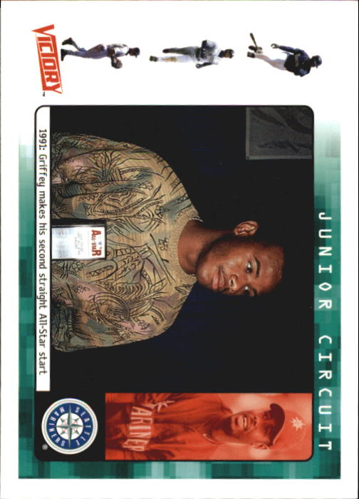 2000 Upper Deck Victory #401 Ken Griffey Jr. JC