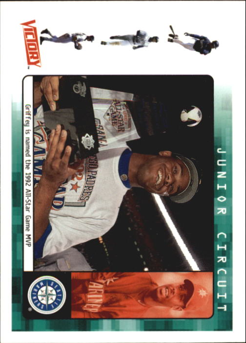 2000 Upper Deck Victory #405 Ken Griffey Jr. JC