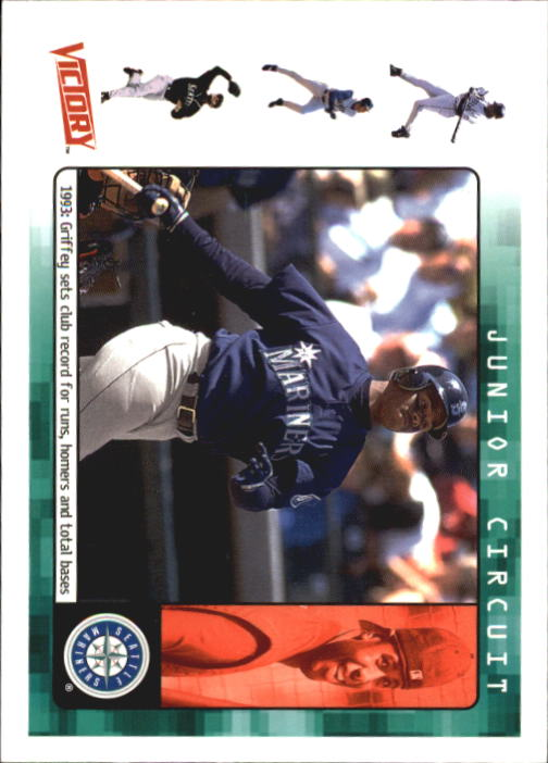 2000 Upper Deck Victory #408 Ken Griffey Jr. JC