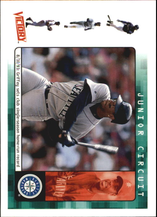 2000 Upper Deck Victory #409 Ken Griffey Jr. JC