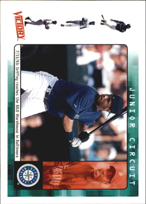 2000 Upper Deck Victory #411 Ken Griffey Jr. JC