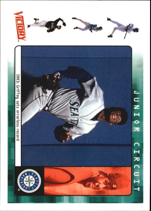 2000 Upper Deck Victory #412 Ken Griffey Jr. JC