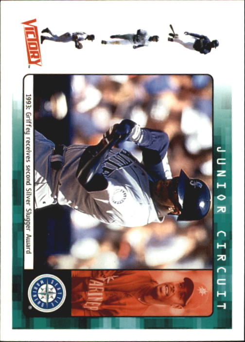 2000 Upper Deck Victory #413 Ken Griffey Jr. JC