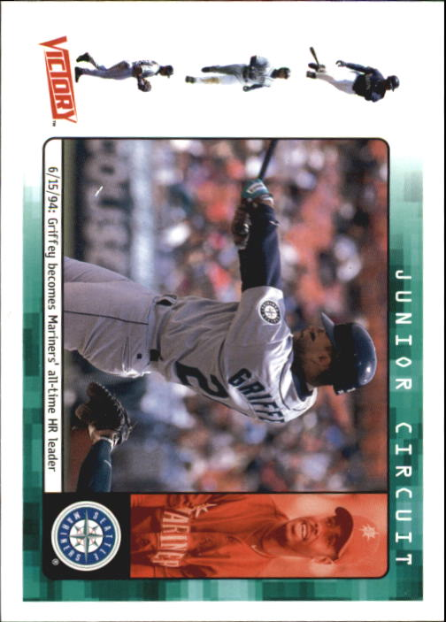2000 Upper Deck Victory #415 Ken Griffey Jr. JC