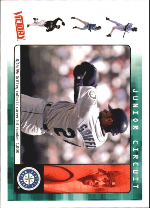 2000 Upper Deck Victory #418 Ken Griffey Jr. JC
