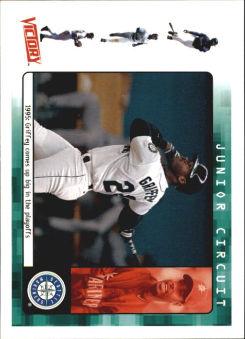 2000 Upper Deck Victory #419 Ken Griffey Jr. JC