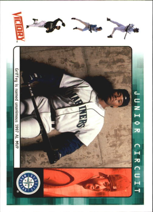 2000 Upper Deck Victory #424 Ken Griffey Jr. JC